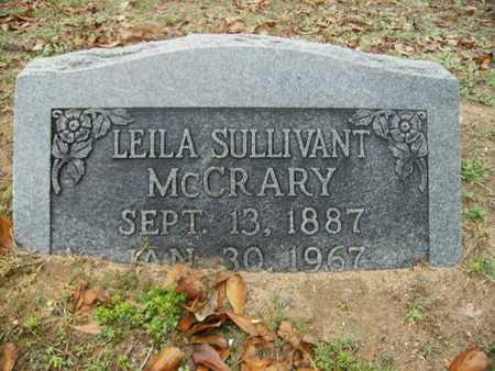 MCCRARY, LEILA - Webster County, Louisiana | LEILA MCCRARY - Louisiana Gravestone Photos