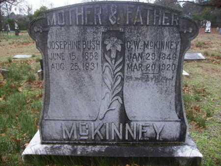 MCKINNEY, CARLTON W - Webster County, Louisiana | CARLTON W MCKINNEY - Louisiana Gravestone Photos