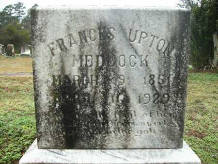 MEDLOCK, FRANCESW - Webster County, Louisiana | FRANCESW MEDLOCK - Louisiana Gravestone Photos