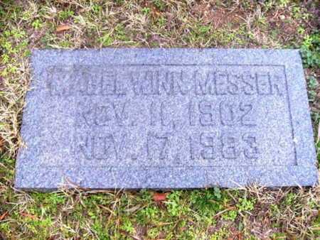 MESSER, MABEL - Webster County, Louisiana | MABEL MESSER - Louisiana Gravestone Photos