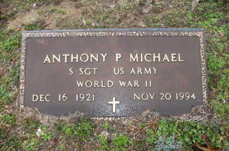MICHAEL, ANTHONY P (VETERAN WWII) - Webster County, Louisiana | ANTHONY P (VETERAN WWII) MICHAEL - Louisiana Gravestone Photos