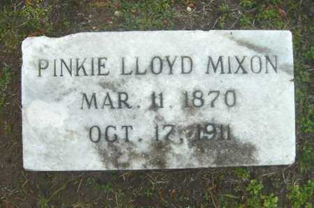 "LLOYD MIXON, MARTHA R ""PINKIE"" - Webster County, Louisiana | MARTHA R ""PINKIE"" LLOYD MIXON - Louisiana Gravestone Photos"