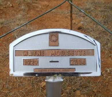 MODISETTE, WAYNE HAROLD - Webster County, Louisiana | WAYNE HAROLD MODISETTE - Louisiana Gravestone Photos