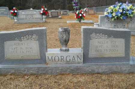 MORGAN, ALBERT C - Webster County, Louisiana | ALBERT C MORGAN - Louisiana Gravestone Photos