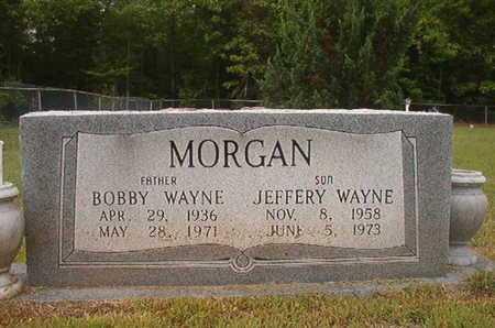 MORGAN, BOBBY WAYNE - Webster County, Louisiana | BOBBY WAYNE MORGAN - Louisiana Gravestone Photos