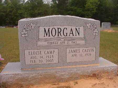 CAMP MORGAN, ELOISE - Webster County, Louisiana | ELOISE CAMP MORGAN - Louisiana Gravestone Photos