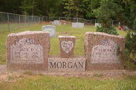 MORGAN, JACK E - Webster County, Louisiana | JACK E MORGAN - Louisiana Gravestone Photos