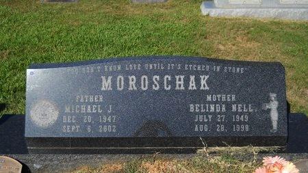MOROSCHAK, MICHAEL J - Webster County, Louisiana | MICHAEL J MOROSCHAK - Louisiana Gravestone Photos