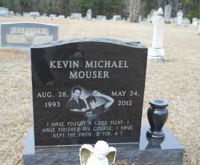 MOUSER, KEVIN MICHAEL - Webster County, Louisiana | KEVIN MICHAEL MOUSER - Louisiana Gravestone Photos