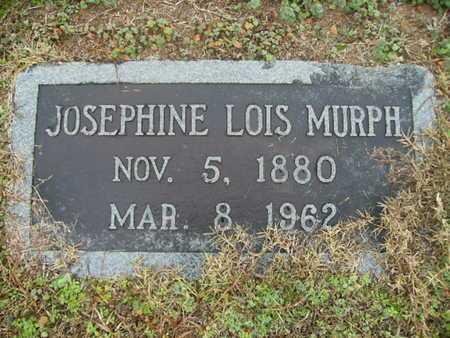MURPH, JOSEPHINE LOIS - Webster County, Louisiana | JOSEPHINE LOIS MURPH - Louisiana Gravestone Photos