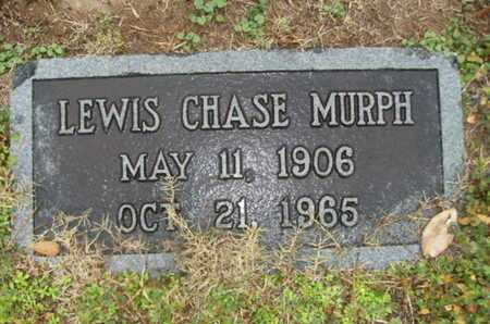 MURPH, LEWIS CHASE - Webster County, Louisiana | LEWIS CHASE MURPH - Louisiana Gravestone Photos