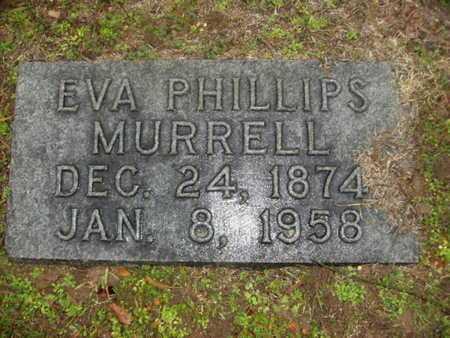 MURRELL, EVA - Webster County, Louisiana | EVA MURRELL - Louisiana Gravestone Photos