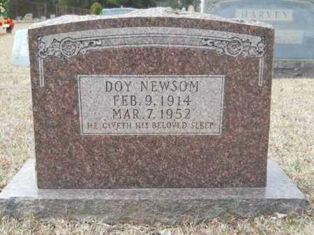 NEWSOM, DOY - Webster County, Louisiana | DOY NEWSOM - Louisiana Gravestone Photos