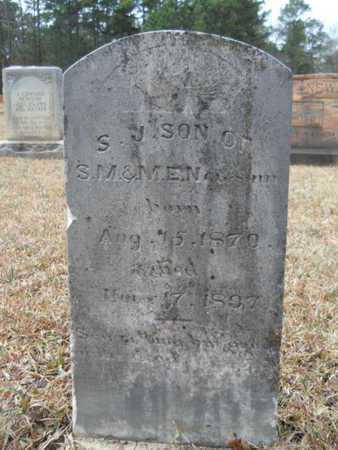 NEWSOM, S J - Webster County, Louisiana | S J NEWSOM - Louisiana Gravestone Photos