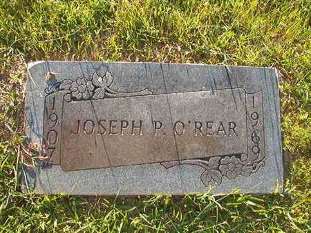 O'REAR, JOSEPH P - Webster County, Louisiana | JOSEPH P O'REAR - Louisiana Gravestone Photos