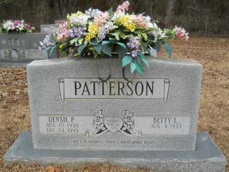PATTERSON, DENSIL P - Webster County, Louisiana | DENSIL P PATTERSON - Louisiana Gravestone Photos