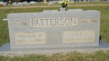 PATTERSON, OLIVE S - Webster County, Louisiana | OLIVE S PATTERSON - Louisiana Gravestone Photos