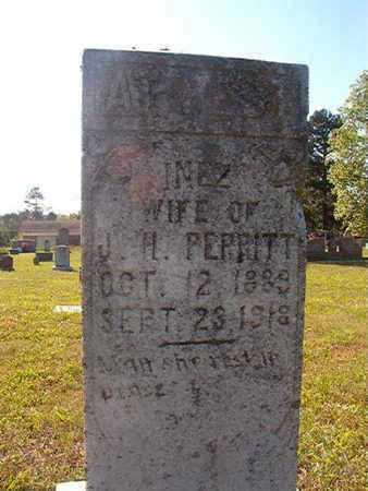 PERRITT, INEZ - Webster County, Louisiana | INEZ PERRITT - Louisiana Gravestone Photos
