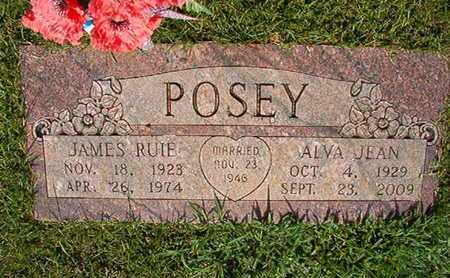 POSEY, JAMES RUIE - Webster County, Louisiana | JAMES RUIE POSEY - Louisiana Gravestone Photos