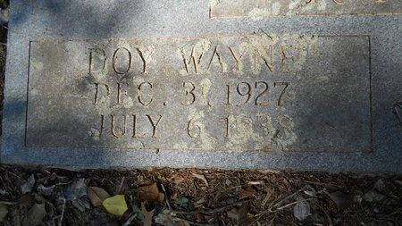 RANA, DOY WAYNE (CLOSE UP) - Webster County, Louisiana | DOY WAYNE (CLOSE UP) RANA - Louisiana Gravestone Photos
