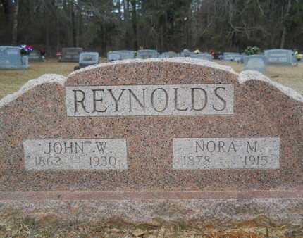 REYNOLDS, NORA - Webster County, Louisiana | NORA REYNOLDS - Louisiana Gravestone Photos