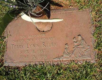 RILEY, TERRY RILEY - Webster County, Louisiana | TERRY RILEY RILEY - Louisiana Gravestone Photos