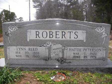 ROBERTS, LYNN REED - Webster County, Louisiana | LYNN REED ROBERTS - Louisiana Gravestone Photos