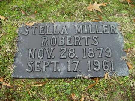 ROBERTS, STELLA - Webster County, Louisiana | STELLA ROBERTS - Louisiana Gravestone Photos