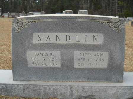 KEA SANDLIN, NICIE ANN - Webster County, Louisiana | NICIE ANN KEA SANDLIN - Louisiana Gravestone Photos