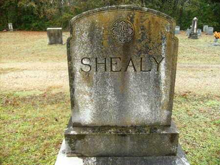 SHEALY, FAMILY MARKER - Webster County, Louisiana   FAMILY MARKER SHEALY - Louisiana Gravestone Photos