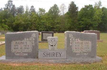 SHIREY, VIRGIE LEE - Webster County, Louisiana   VIRGIE LEE SHIREY - Louisiana Gravestone Photos