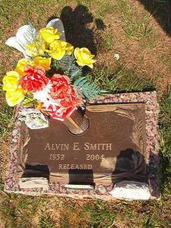SMITH, ALVIN E - Webster County, Louisiana   ALVIN E SMITH - Louisiana Gravestone Photos