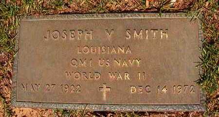 SMITH, JOSEPH V (VETERAN WWII) - Webster County, Louisiana | JOSEPH V (VETERAN WWII) SMITH - Louisiana Gravestone Photos