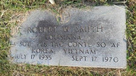 SMITH, ROBERT W (VETERAN 2 WARS) - Webster County, Louisiana | ROBERT W (VETERAN 2 WARS) SMITH - Louisiana Gravestone Photos
