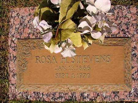 STEVENS, ROSA H - Webster County, Louisiana | ROSA H STEVENS - Louisiana Gravestone Photos