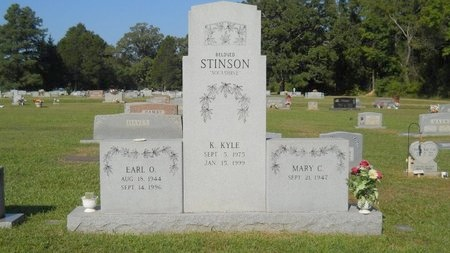 STINSON, EARL O - Webster County, Louisiana | EARL O STINSON - Louisiana Gravestone Photos