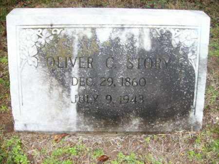 STORY, OLIVER C - Webster County, Louisiana   OLIVER C STORY - Louisiana Gravestone Photos