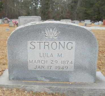 ARMOUR STRONG, LULA MAE - Webster County, Louisiana | LULA MAE ARMOUR STRONG - Louisiana Gravestone Photos