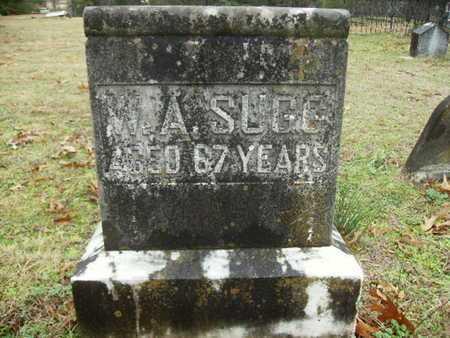 SUGG, WILLIAM ALEXANDER - Webster County, Louisiana | WILLIAM ALEXANDER SUGG - Louisiana Gravestone Photos