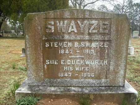 SWAYZE, STEVEN B - Webster County, Louisiana   STEVEN B SWAYZE - Louisiana Gravestone Photos
