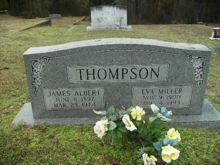 THOMPSON, EVA - Webster County, Louisiana | EVA THOMPSON - Louisiana Gravestone Photos
