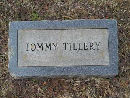 TILLERY, TOMMY - Webster County, Louisiana   TOMMY TILLERY - Louisiana Gravestone Photos