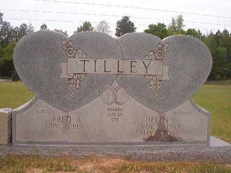 TILLEY, HELEN L - Webster County, Louisiana | HELEN L TILLEY - Louisiana Gravestone Photos
