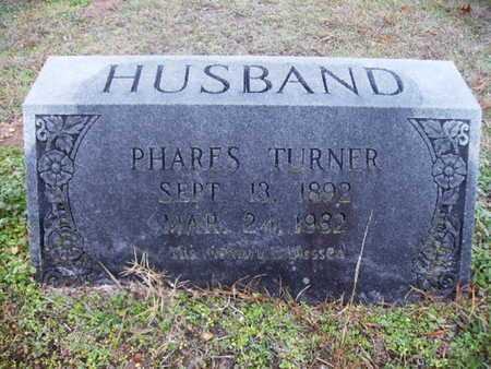 TURNER, PHARES - Webster County, Louisiana | PHARES TURNER - Louisiana Gravestone Photos