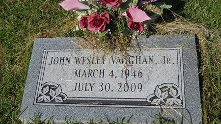 VAUGHAN, JOHN WESLEY, JR - Webster County, Louisiana   JOHN WESLEY, JR VAUGHAN - Louisiana Gravestone Photos