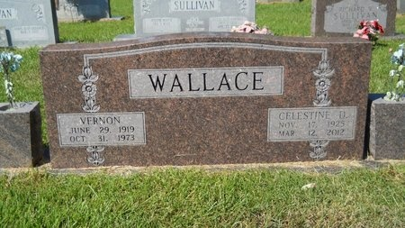 DENNIS WALLACE JONES, CELESTINE (OBIT) - Webster County, Louisiana | CELESTINE (OBIT) DENNIS WALLACE JONES - Louisiana Gravestone Photos