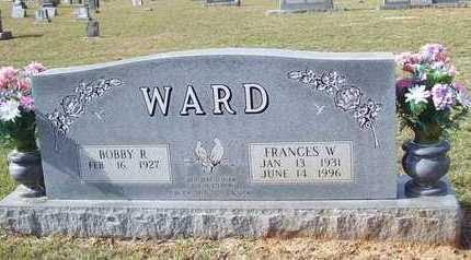 WARD, FRANCES W - Webster County, Louisiana   FRANCES W WARD - Louisiana Gravestone Photos