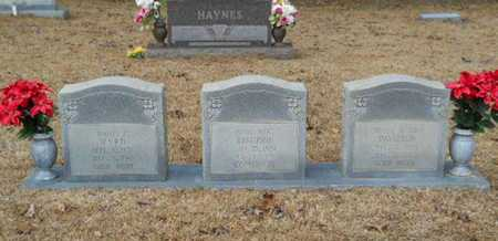 "DAVIDSON, ORVILLE A ""DAVE"" - Webster County, Louisiana | ORVILLE A ""DAVE"" DAVIDSON - Louisiana Gravestone Photos"
