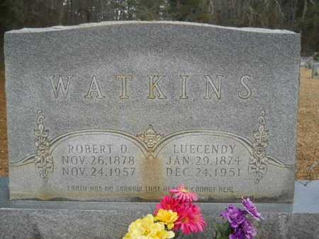 WATKINS, LUECENDY - Webster County, Louisiana | LUECENDY WATKINS - Louisiana Gravestone Photos