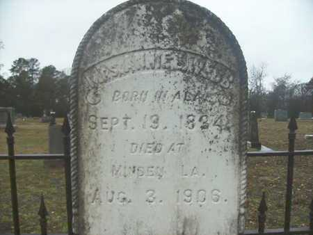WEBB, ANNIE E - Webster County, Louisiana | ANNIE E WEBB - Louisiana Gravestone Photos